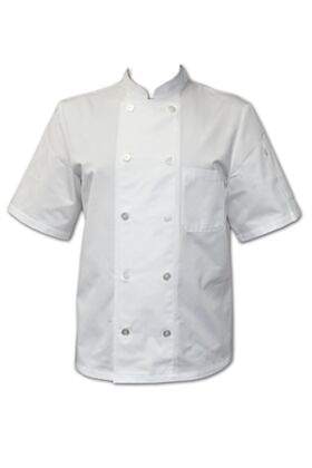 Bragard Tom Chef Jacket - Short Sleeves
