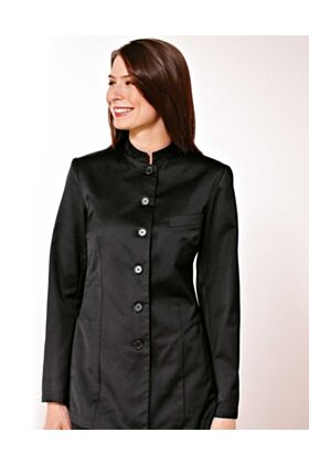 Bragard Leeto Unlined Ladie's Black Jacket