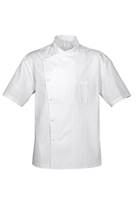 Bragard Julius Chef Jacket Short Sleeve