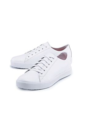 Nathan Shoe - White