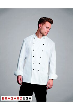 Narvic Chef Jacket in White