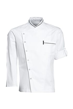 Chicago Chef Jacket - White