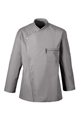 Chicago Chef Jacket - Gray