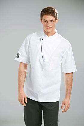 Dallas Chef Jacket - White