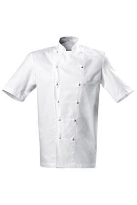 Bragard Grand Chef Jacket short sleeve no chest pocket