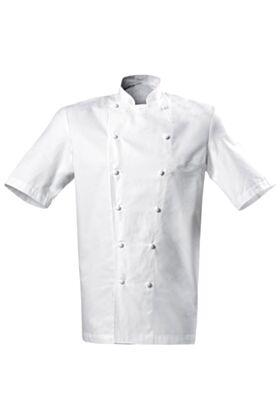 Bragard Grand Chef Jacket short sleeve no chest pocket