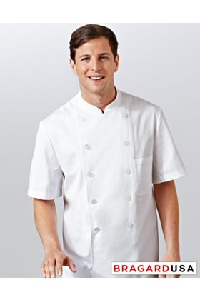 Bragard Marcou Chef Jacket Short Sleeves