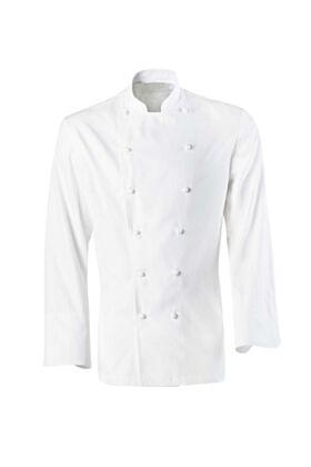 Bragard Grand Chef Jacket - Long Sleeve No Pockets