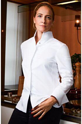 Amy Chef Jacket - White