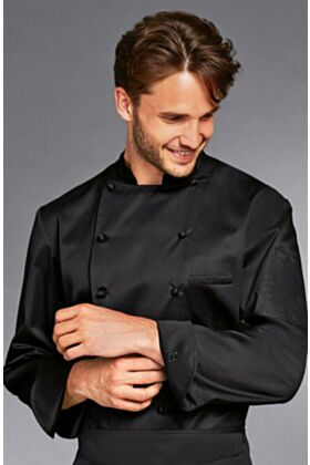 Bragard Grand Chef Allure Black - Chef Jacket