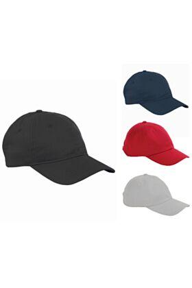 6-Panel Twill Cap