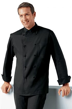 Jolio Chef Jacket - Black