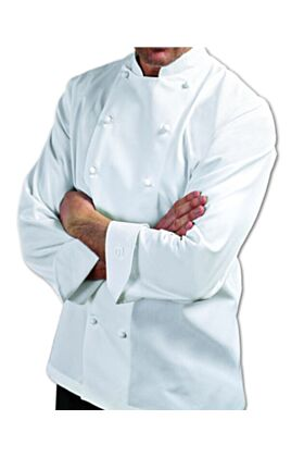 Grand Chef Jacket (chest and sleeve pocket)