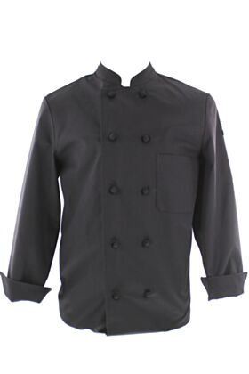 Bragard Thomas Black Chef Jacket