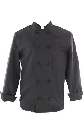 Bragard Thomas Black Chef Jacket
