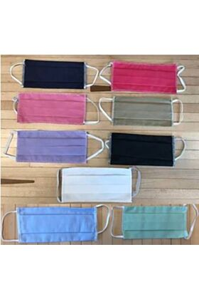 Reusable fabric mask - pack of 10
