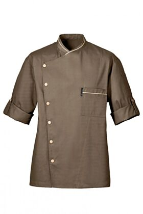 Chicago Chef Jacket - Taupe