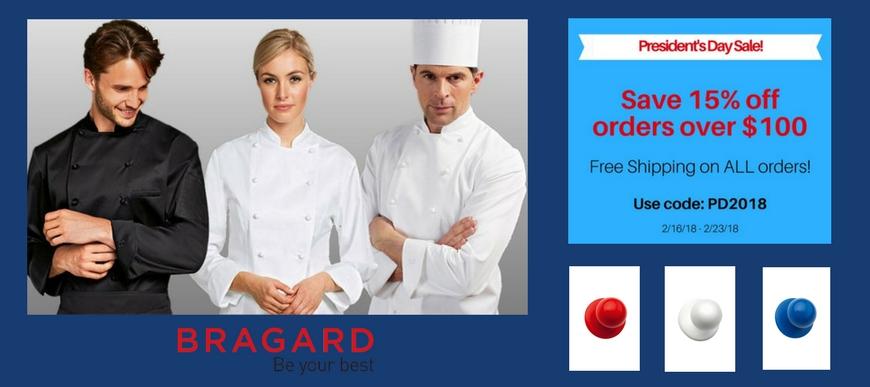 Bragard Chef Coat