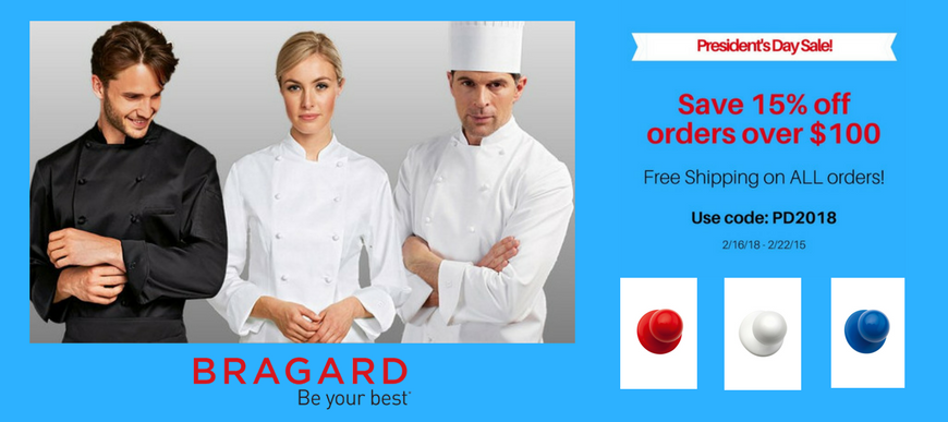 Bragard Chef Coat