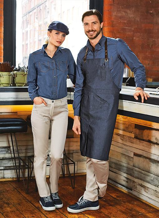 Bragard vêtements professionnels pour la cuisine et le service