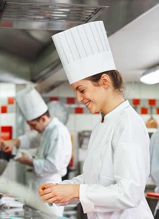 Veste de cuisine Alain Ducasse by Bragard